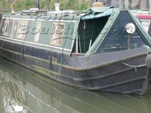 Narrowboat 44ft Cruiser Stern