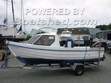 Redbay Fast Fisher 166