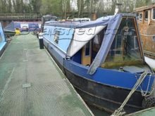 Narrowboat 35ft