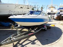 Star Craft 1811ss Speedboat  5 year old trailer available 1500Euros