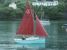 Cornish Shrimper 19 Mk2 Inboard