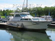 Princess 33 inland or coastal cruiser