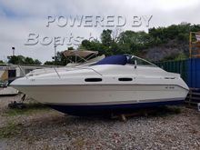 Sea Ray 230 Sundancer - Refurb Project