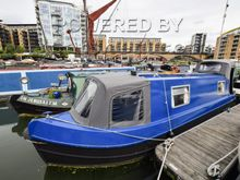 Narrowboat 32ft with London mooring