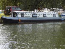 Narrowboat 45ft Ongoing Refurbishment