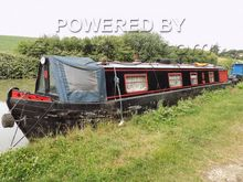 Narrowboat 40ft Semi Trad