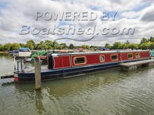Narrowboat 58ft Cruiser Stern