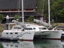 Simpson Faro 40 Catamaran