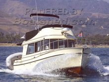 Camano 31 Trawler Single Volvo 200 hp with Bow Thruster