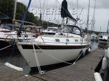 Westerly Seahawk 34 Fin Keel