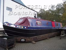Colecraft Narrowboat 36 Narrowbeam Traditional Stern