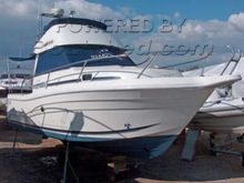 Starfisher 840 Flybridge cruiser
