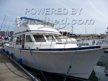 CHB 47 Puget Trawler Tri-Cabin Motoryacht