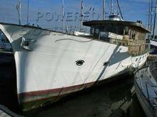 Camper & Nicholson Naval Pinnace