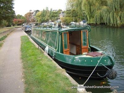 50 ft Trad Stern Narrowboat