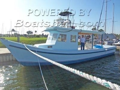 Bayglass  Trawler 52'