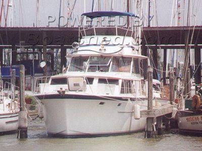 Hatteras Yacht Fisherman 48'9