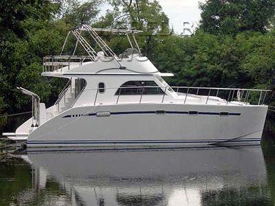 Roberts Power Catamaran 36