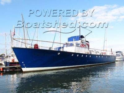 Fairmile Rescue Motor Launch