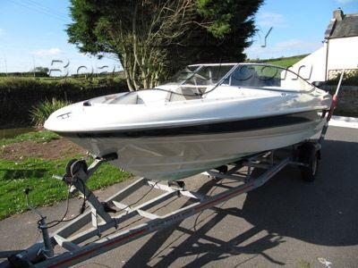 Bayliner 2050 Capri bowrider