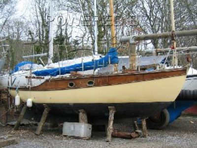 Classic sloop