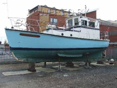 Ex Pilot Boat 35