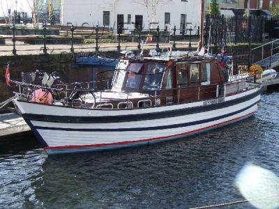 Smith Brothers Goole 36ft Motor Cruiser