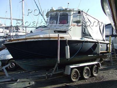 Ex Lifeboat 18'