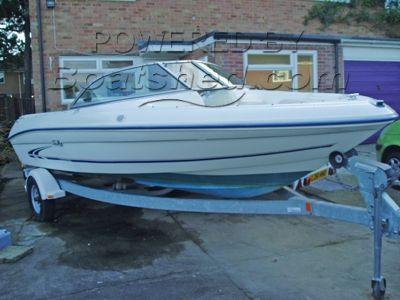 Sea Ray 175 Bowrider
