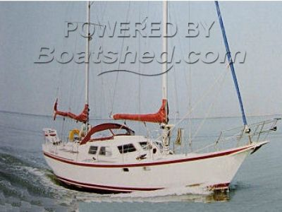 Steel Ketch 40