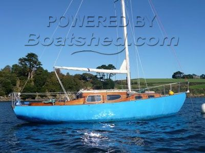 Harry Butler 30' Sloop