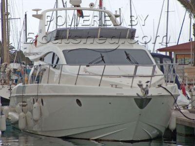 Azimut 50 Luxury Motor Yacht