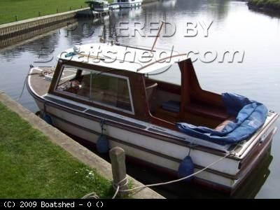 Broads Day Boat