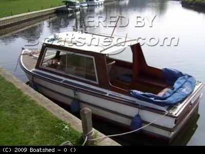 Broads Day Boat