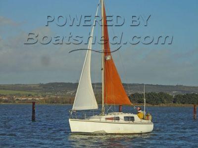 Itchen Ferry 22