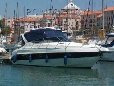 Cranchi Zaffiro 34 sports cruiser