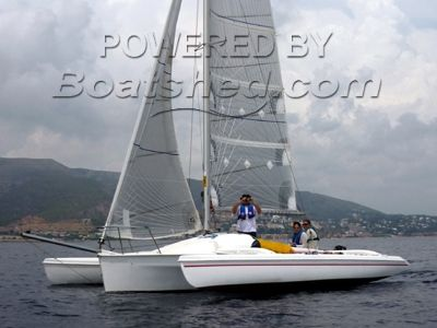 Corsair Sprint 750 trimaran