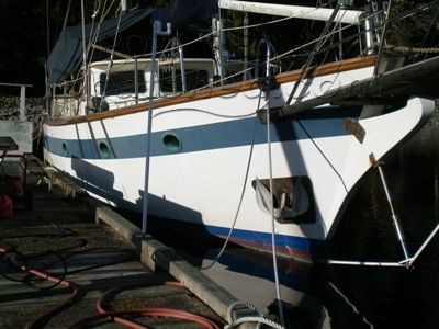 Skookum 57 Auxiliary Sailing Ketch