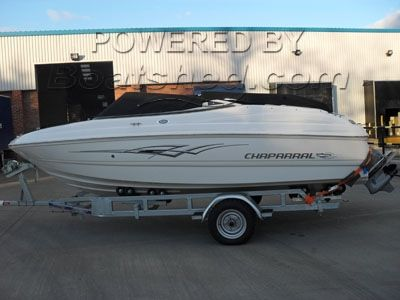 Chaparral 190 SSi