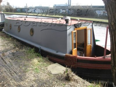 Narrowboat 35ft Historic Boat Project