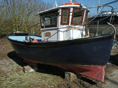 Fishing Boat 20