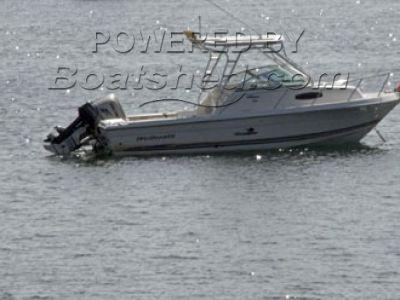 Wellcraft 220 Coastal Sports Fisher