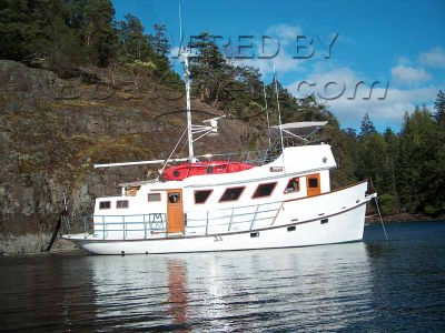 Converted Trawler 49ft Custom Yacht