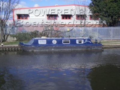 Narrowboat 36ft