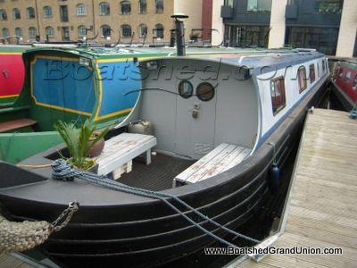 Narrowboat 50ft