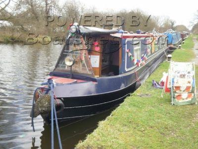 Narrowboat 55ft