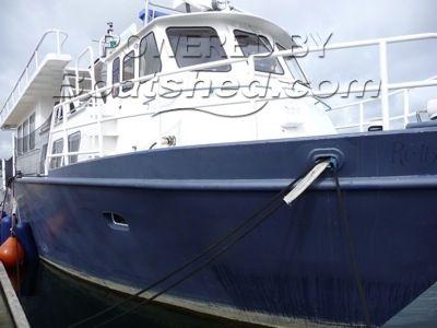Gulf Craft 56 Pilothouse Trawler