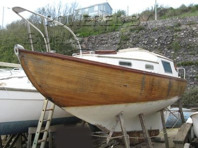 Folkboat 26 Project