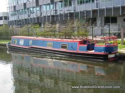 Narrowboat 60ft