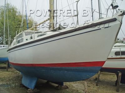 Macwester wight MkII 32' Sloop